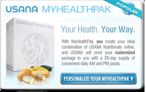 Usana MyHealthPak